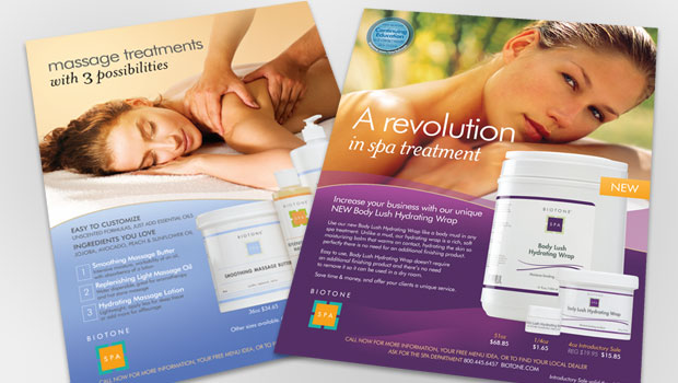 Biotone Spa advertisment