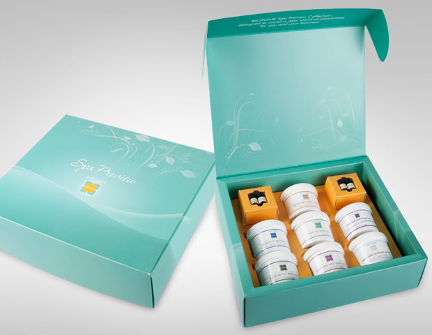 Biotone Spa packaging