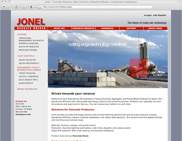 Jonel Website
