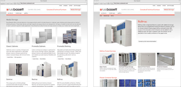 RussBassett website